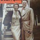 Van Johnson and Eve Lynn Abbott
