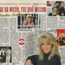 Heather Locklear - tele swiat Magazine Pictorial [Poland] (19 June 1998) - 454 x 402