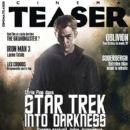 Star Trek Into Darkness - Cinema Teaser Magazine Cover [France] (April 2013)