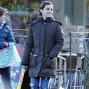 Emma Watson Leaving A Coffee Shop In London