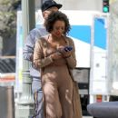 Melanie Brown – Shopping in LA - 454 x 681