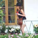 Jennifer Aniston – Out in Portofino