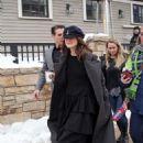 Keira Knightley at Sundance 2018 in Park City