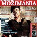 Sylvester Stallone - Mozimania Magazine Cover [Hungary] (August 2012)