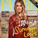 Eugenie Bouchard - Flare Magazine Pictorial [Canada] (June 2015) - 454 x 619