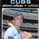 Johnny Callison - 218 x 310