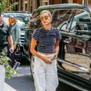 Hailey Baldwin and Justin Bieber – Meet their church pastor in New York
