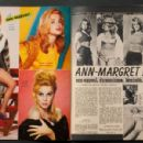 Ann-Margret - Cine Tele Revue Magazine Pictorial [France] (6 May 1965) - 454 x 300