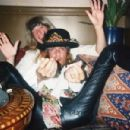 Jani & Sherie with a friend - 454 x 301