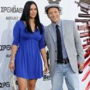 Rob Schneider Ties The Knot