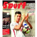 Robert Lewandowski - Sport Magazine Cover [Poland] (29 December 2017)
