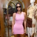Kim Kardashian – Christie's x What Goes Around Comes Around 25th Anniversary Auction Preview in LA - 454 x 682