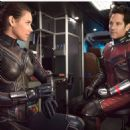 Evangeline Lilly as the Wasp in Ant-Man and the Wasp - 454 x 454