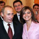 Vladimir Putin and Alina Kabaeva - 400 x 600