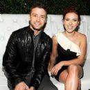 Scarlett Johansson and Justin Timberlake