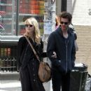 Emma Stone and Andrew Garfield out in NYC (May 14)
