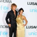 Michelle Rodriguez and Jordan Barrett – 2018 UNICEF Gala in Porto Cerv