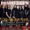 Dream Theater - Roadie Crew Magazine Cover [Brazil] (March 2016)