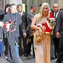 Lady Gaga and Taylor Kinney - 407 x 612
