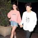 Maia Mitchell – Arriving at Madeo restaurant in Hollywood - 454 x 681