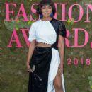 Kat Graham – Green Carpet Fashion Awards 2018 in Milan