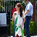 Marisa Tomei – Attends at Eva Longoria's baby shower in LA - 454 x 683
