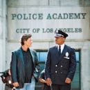 The L.A.P.D.'s Eldon Perry (Kurt Russell) and Arthur Holland (Ving Rhames) face off
