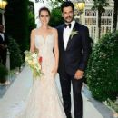 Fahriye Evcen and Burak Özçivit : Wedding Day - 454 x 454