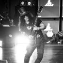 Slash performs at the Ryman Auditorium on August 06, 2019 in Nashville, Tennessee