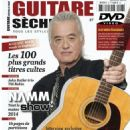Jimmy Page - Guitare Sèche Magazine Cover [France] (March 2014)