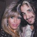 Stacy Gilbert and Marc Ferrari at the NAMM Jam 1991. - 312 x 663
