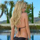 Bryana Holly Lady Lux Swimwear lookbook (Spring 2016)