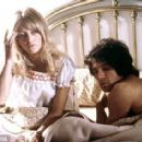Goldie Hawn and Warren Beatty