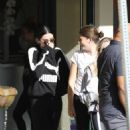 Selena Gomez – Leaving Pilates Session in Hollywood