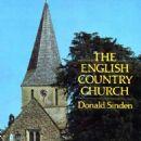 The English Country Church - Donald Sinden - 454 x 707