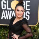 Francia Raisa : 76th Annual Golden Globe Awards