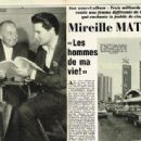 Mireille Mathieu, Elvis Presley - 454 x 314