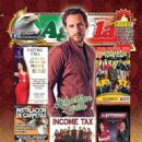 Sebastián Zurita - El Aguila Magazine Cover [United States] (11 April 2018)
