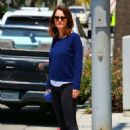 Robin Tunney in Tights out in Beverly Hills - 454 x 628