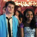 China Anne McClain and Matt Shively