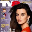Penélope Cruz - TV 8 Magazine Cover [Switzerland] (11 June 2016)