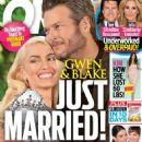 Gwen Stefani and Blake Shelton - OK! Magazine Cover [United States] (4 July 2016)
