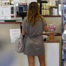 Haylie Duff - Shopping For Beauty Products In Studio City, 2010-04-18