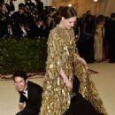 Evan Rachel Wood – 2018 MET Costume Institute Gala in NYC - 454 x 641
