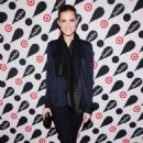 Allison Williams: at the launch of Target's brand new Neiman Marcus Holiday Collection in New York City