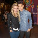 Roshon Fegan and Chelsie Hightower - 406 x 594