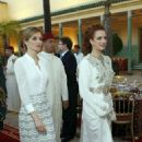Princesa Letizia de Asturias and Felipe de Borbon Spanish Royals Visit Morocco - July 14, 2014
