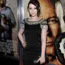 Michelle Trachtenberg - Premiere Of 'Cop Out' At AMC Loews Lincoln Square 13 On February 22, 2010 In New York City