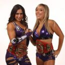 Taylor Wilde and Sarah Stock (aka Sarita)