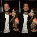 Austin Carlile and Pamela Francesca - 454 x 454